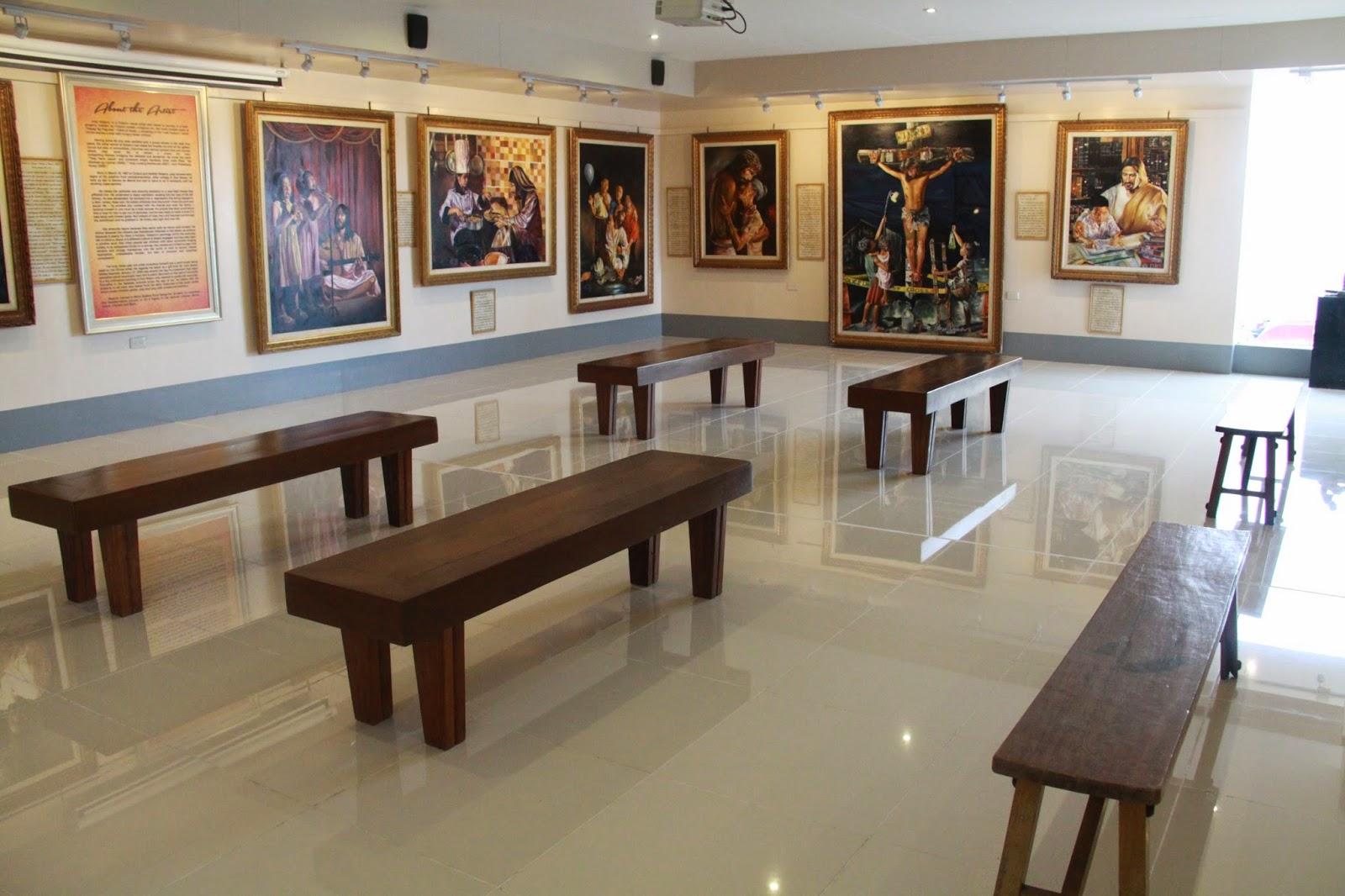 Inside Joey Velasco Gallery