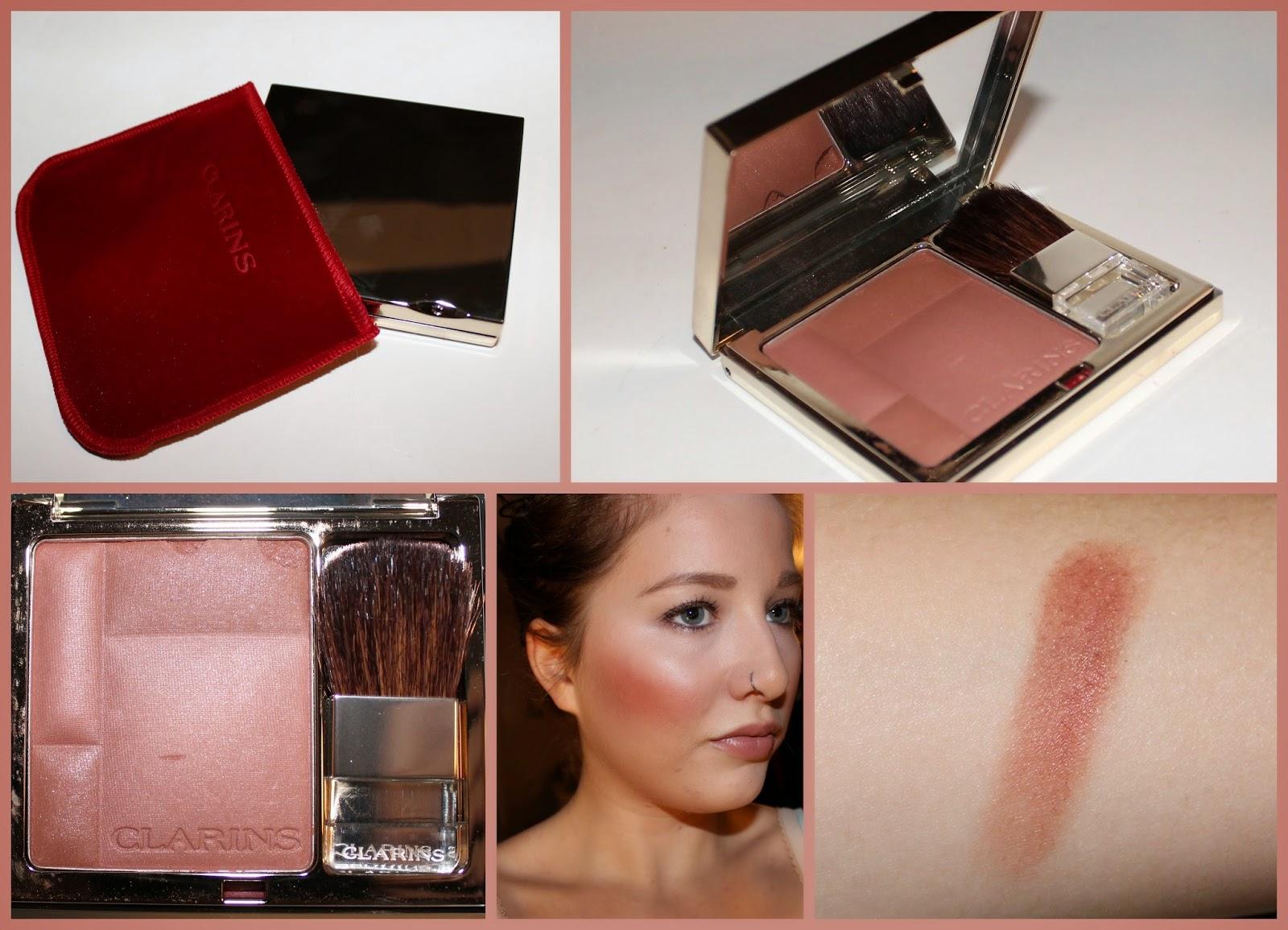 Clarins Blush Prodige in Tawny Pink