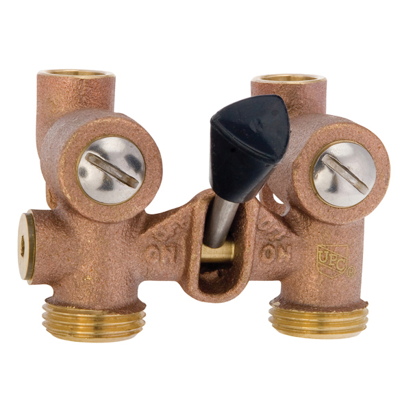 water shutoff valve for washing machine