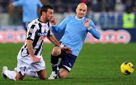 Prediksi Lazio vs Udinese 28 September 2012 Liga Italia