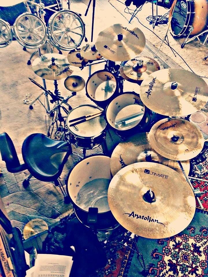 My Drumkit 2014