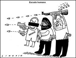 CRIME ORGANIZADO SE APOIANDO NAS LEIS