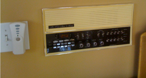 Casalupoli Disguising An Old Intercom System Three Ideas