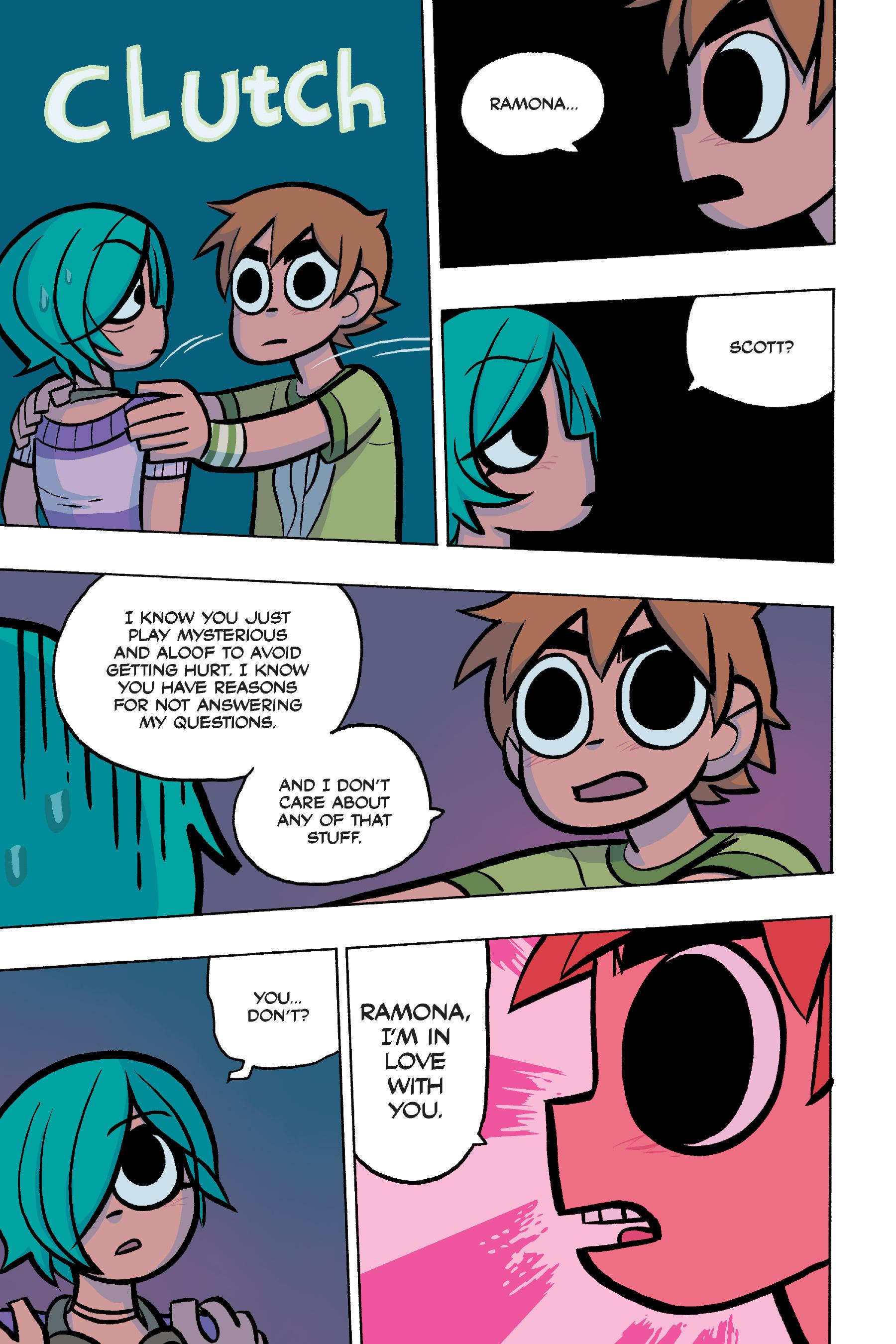 Read online Scott Pilgrim comic -  Issue #4 - 179