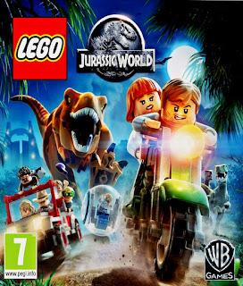 LEGO Jurassic World [RELOADED] Cover