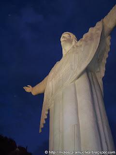 Cristo del Portezuelo chilecito
