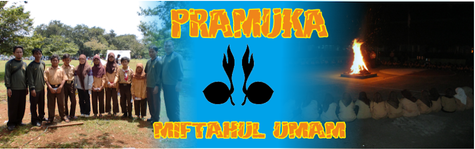 Pramuka Miftahul Umam