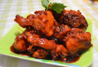 Resep Masakan Ayam Saus Mentega