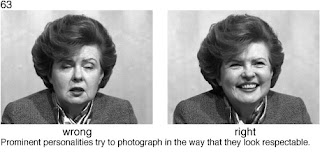 Совет 63. При съемке публичных персон делайте снимки когда они улыбаются, а не когда у них закрыты глаза.