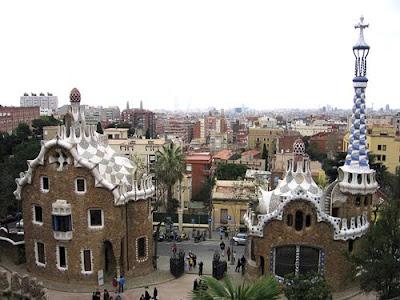 parque güell barcelona