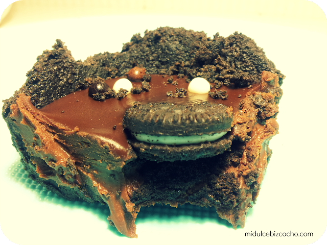 tarta oreo chocolate