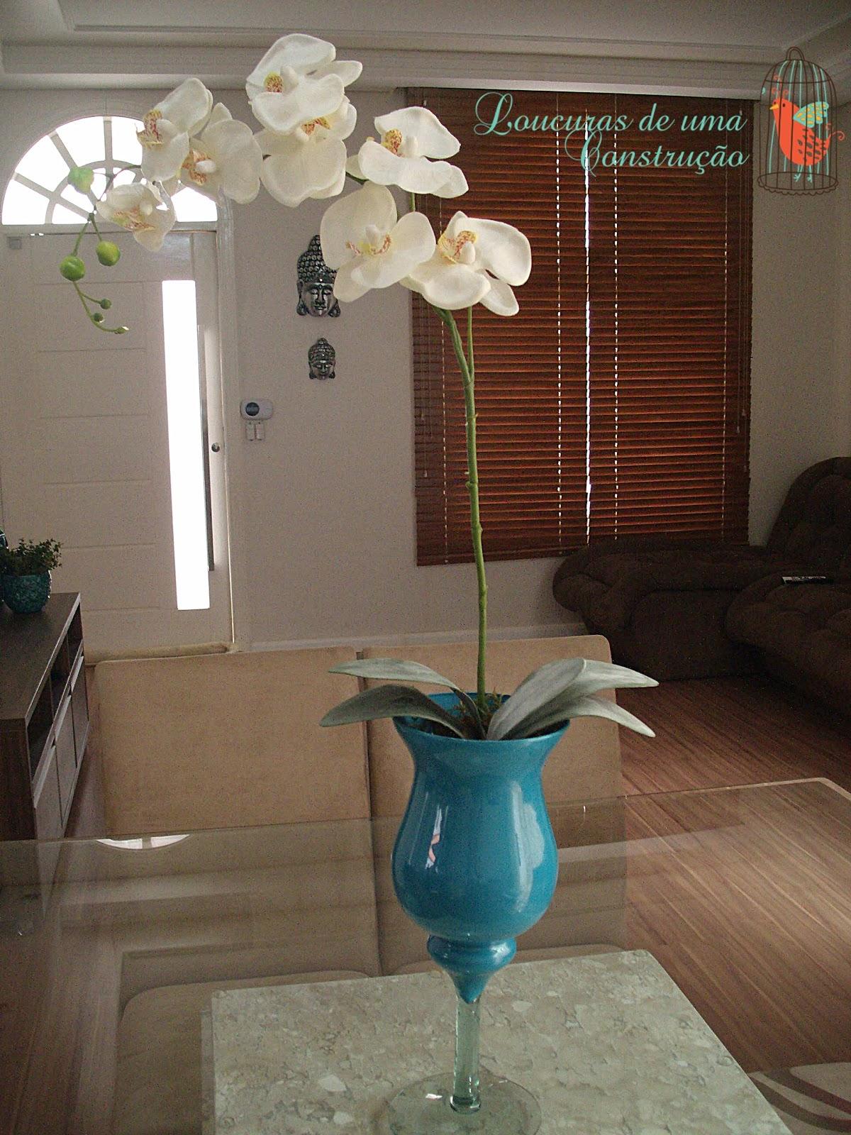 Decoracao De Sala Azul ~ decoracao de sala azul turquesaLoucuras de uma Construção