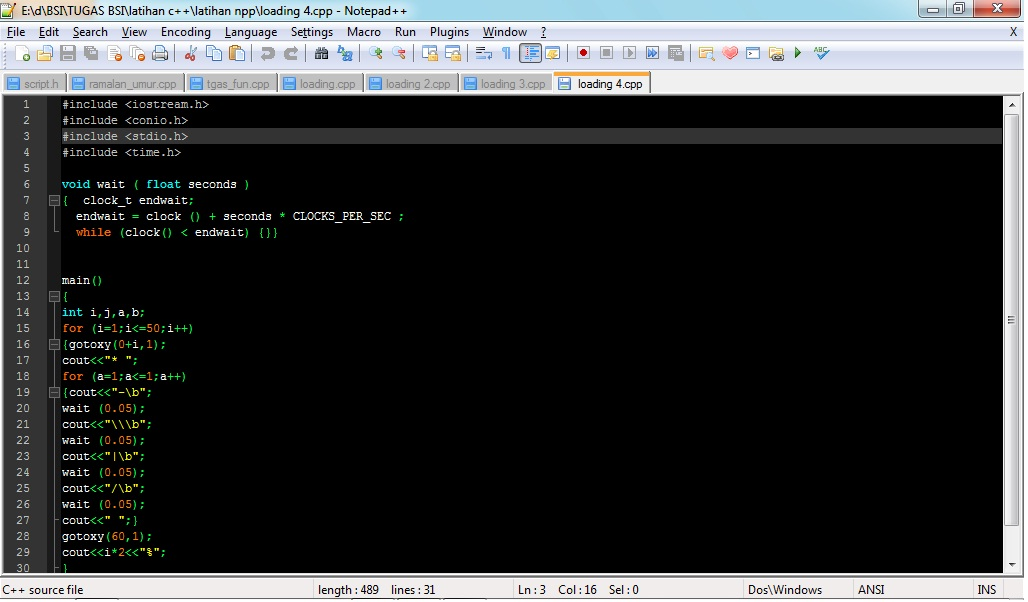 Notepad C Compiler Free Download