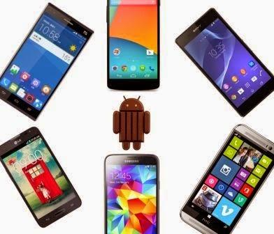 Daftar Smartphone Android KitKat Murah di Indonesia