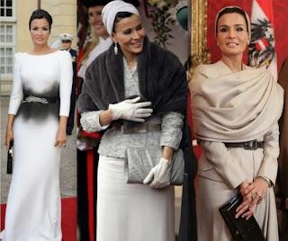 Sheikha Mozah binti Nasser Al Missned