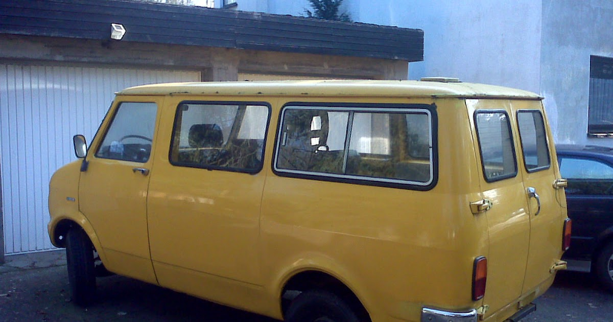 bedford cf2 van for sale 39 78 opel bedford blitz cf97300k. Black Bedroom Furniture Sets. Home Design Ideas