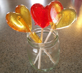 heart candy tutorial for valentine