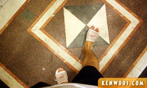 hotel slipper 4