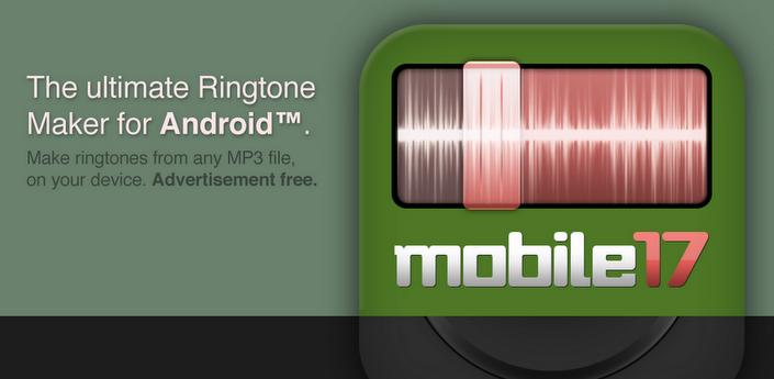 Download Aplikasi Android : RIngtone Maker Pro v2.0.3