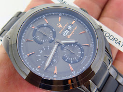 MASERATI CONCEPT CAR CHRONOGRAPH - LIMITED EDITION 048 / 300 - AUTOMATIC ETA7750