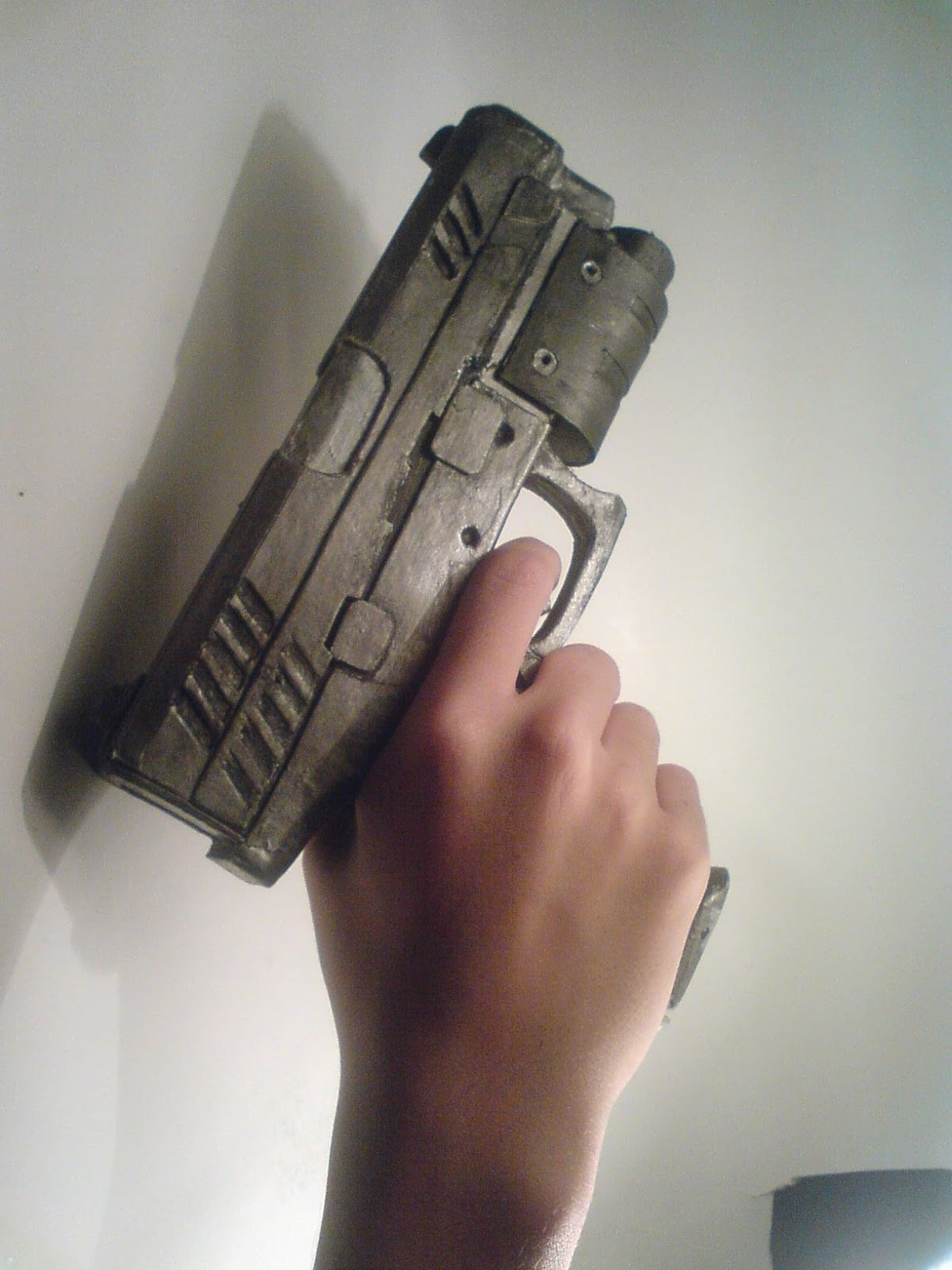 Pistola Blacktail - Resident Evil DSC04527