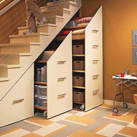How to Create Storage Space in Small Apartments?
