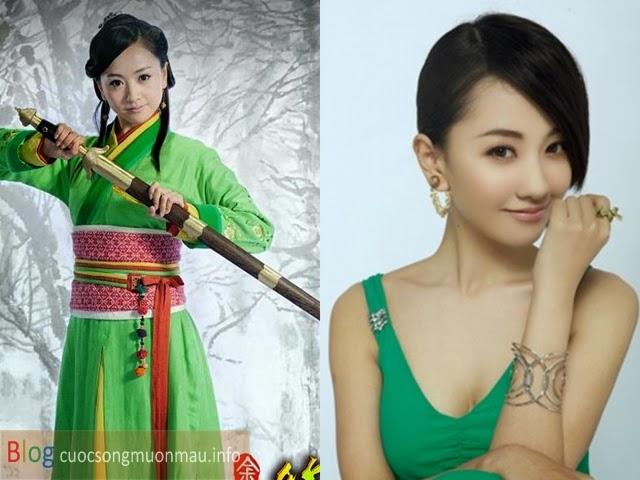 Nhạc Linh San do Dương Dung thủ vai