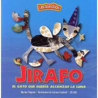 JIRAFO EL GATO QUE QUERÍA ALCANZAR LA LUNA