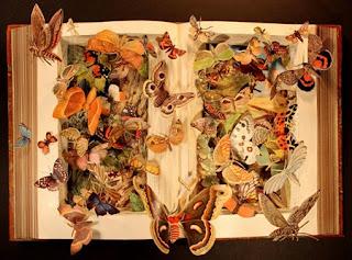Esculturas de Papel Reciclado, Arte Ecoresponsable