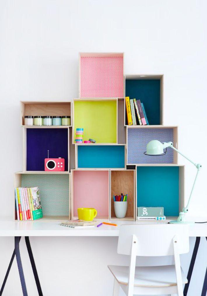Cajas para ordenar y decorar blog de decoraci n diy - Cajas para ordenar ...