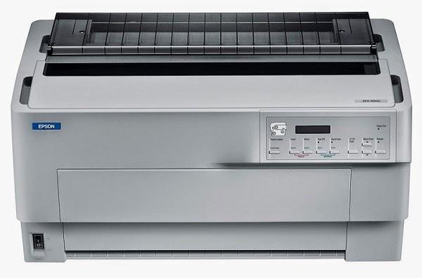 Cara Memperbaiki Sendiri Printer Epson DFX 9000 Ribbon Jam