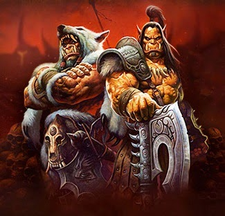 orcs warlords of draenor