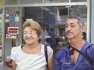 EUDENICE CAMARÃO E AUCIDES SALES...