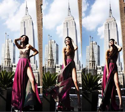 Kendall Jenner  Photoshoot on Jenner Network  New Photo Of Sherri Hill S Photoshoot