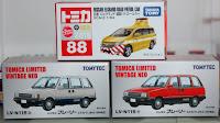 Tomica Limited Vintage NEO LV-N115a, LV-N115b NIssan Prairie Extra