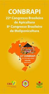 XXII Congresso Brasileiro de Apicultura e VIII Congresso Brasileiro de Meliponicultura