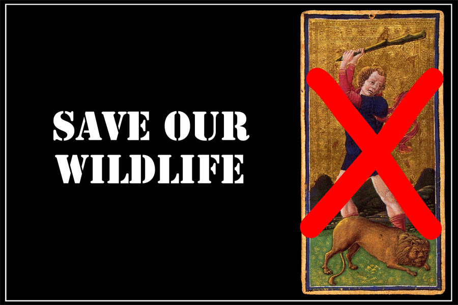 Sharth Kanojis Blog: Save Wild animals
