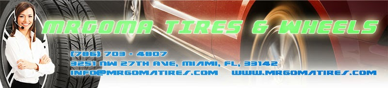 New and Used Tires & Wheels in Miami