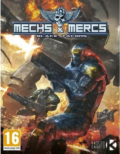 [GameGokil.com] Mechs and Mercs Black Talons [Iso] War Game Full Free