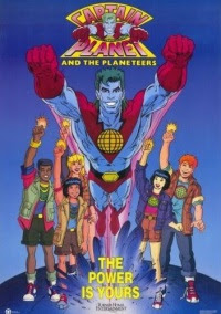 Captain Planet le film