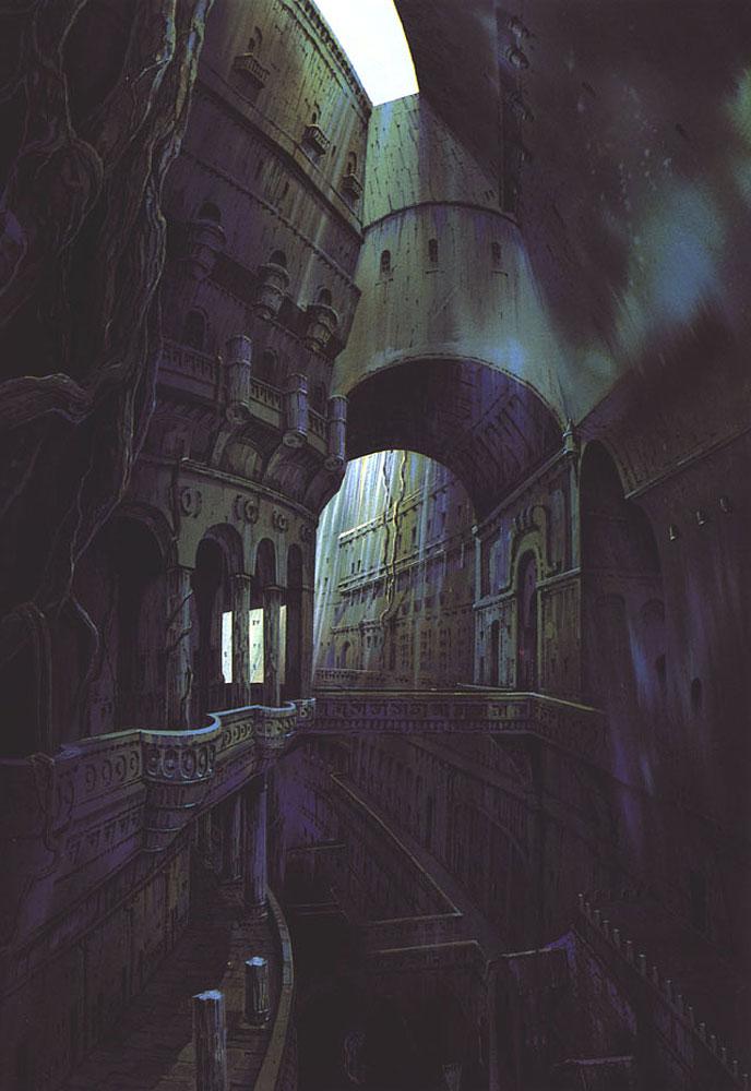 Castle in the Sky (1986) - IMDb