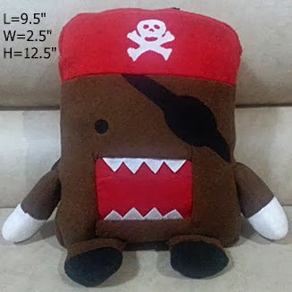 domo pirate backpack bag