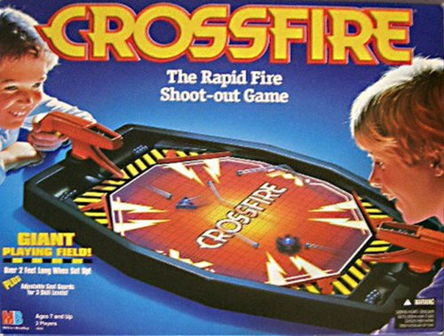 cross fire games