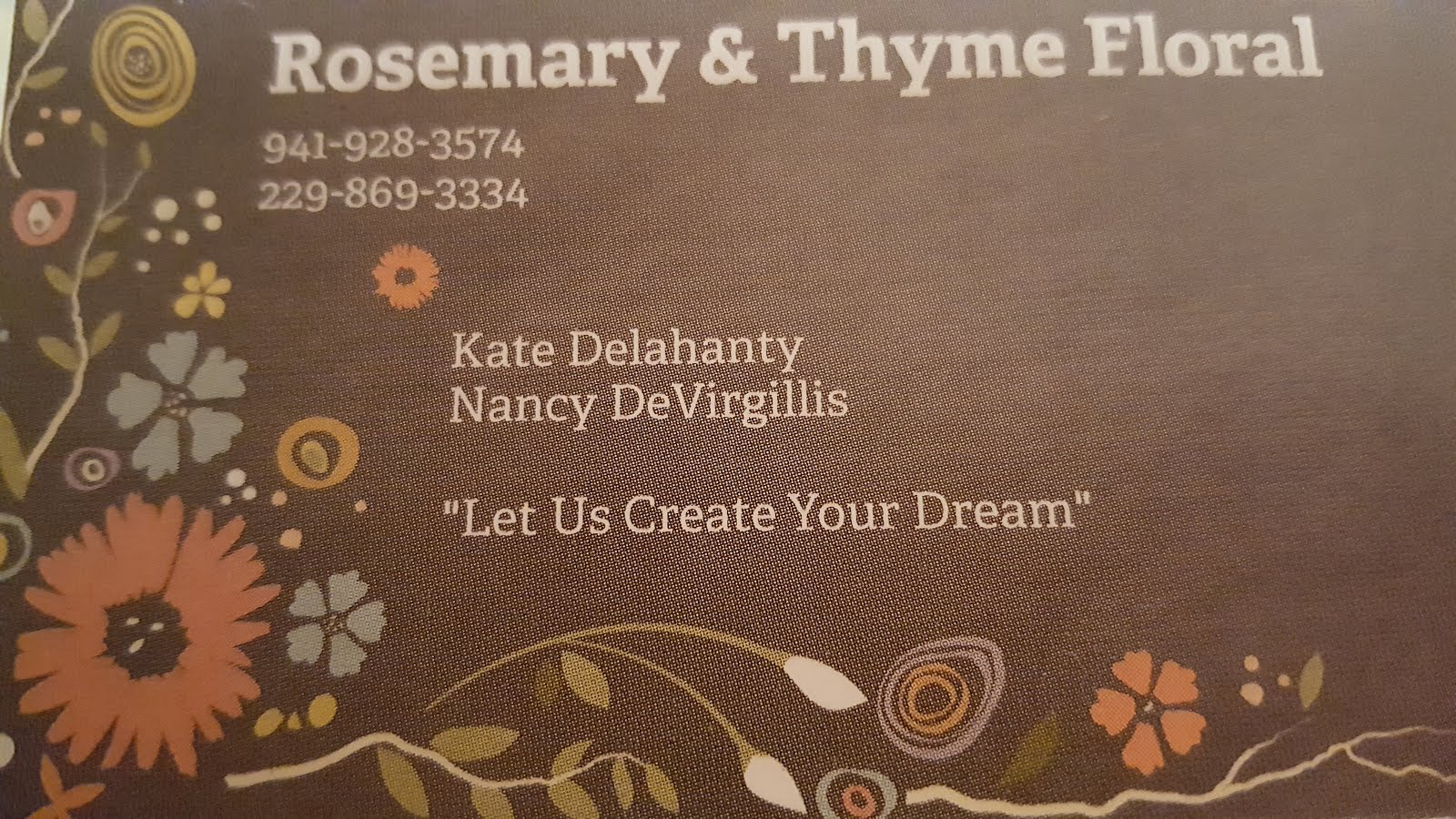 """Let Us Create Your Dream"""