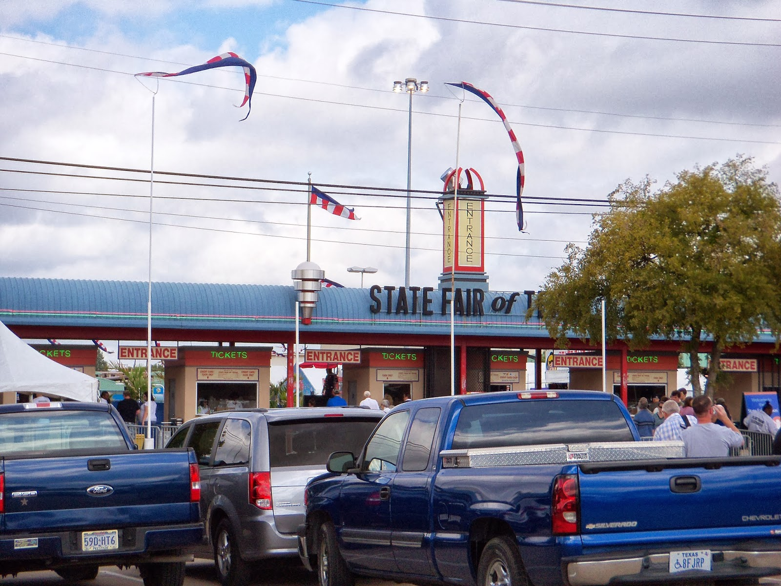 Tinkering Around: State Fair of Texas 2013