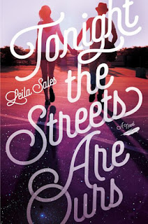 Tonight the Streets are Ours book cover