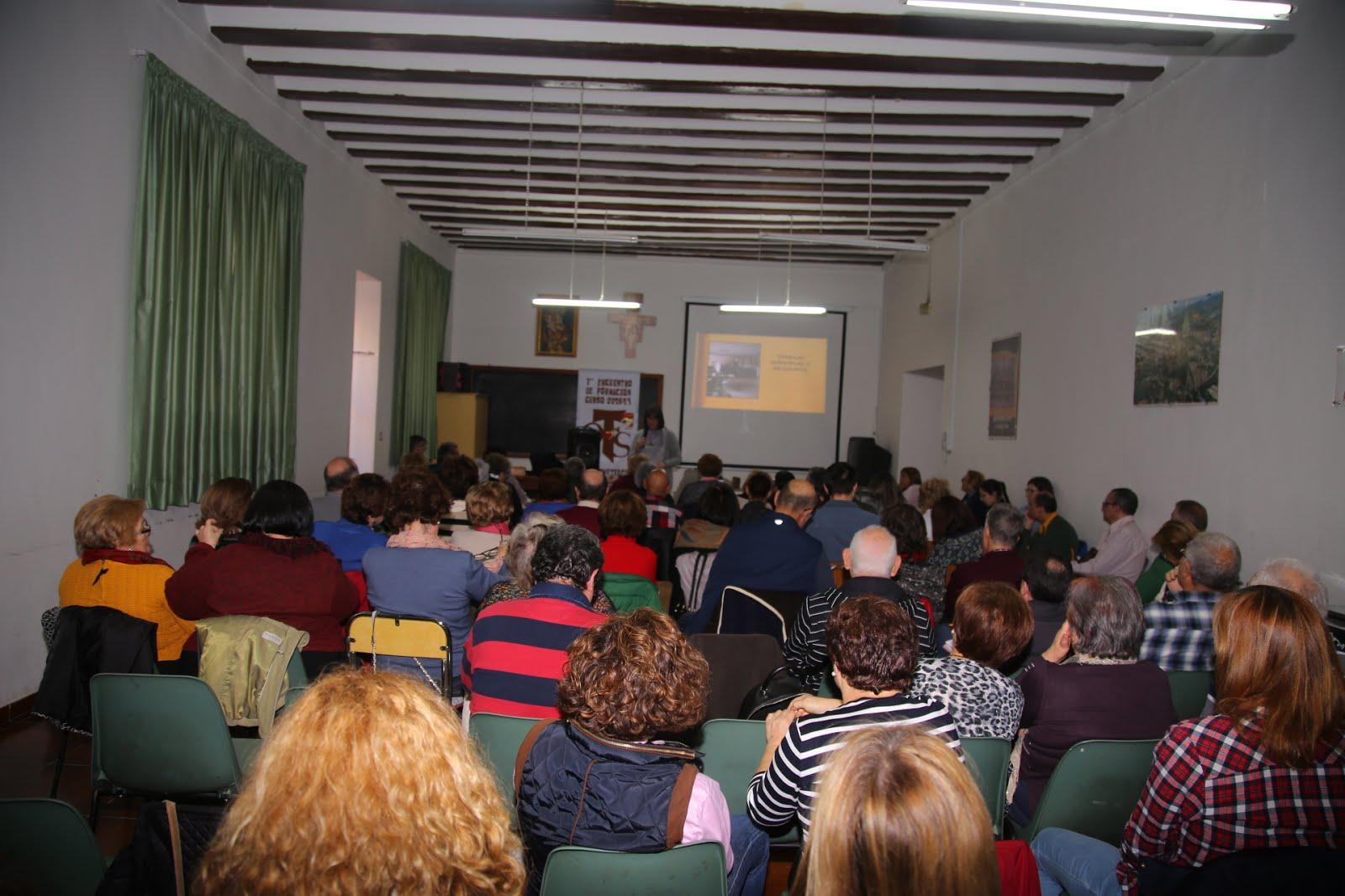1º encuentro de formación Zona Cartaginense