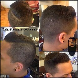 Boys Hairstyle, Men haircut, Handsome Hairstyle, Cool Hairstyle