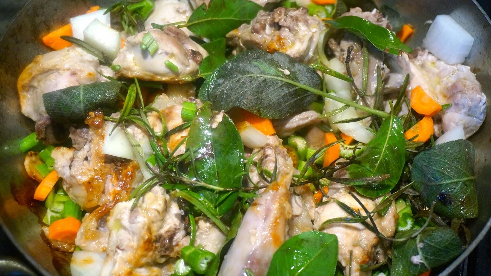 Impara a cucinare come uno chef: Coniglio in umido con olive ...