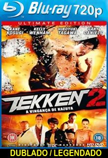 Assistir Tekken 2 A Vingança De Kazuya Dublado ou Legendado 2015